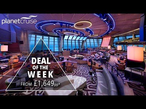 Ovation of the Seas Deal - Hong Kong, Vietnam & Singapore | Planet Cruise Deals of the Week