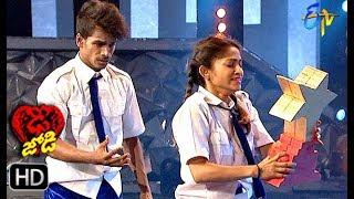 Mahesh and Ritu Performance   Dhee Jodi   26th June 2019     ETV Telugu