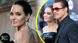 Hell marriage of Brad Pitt and Angelina: Made her 'lose herself', Angelina shared on 45th birthday