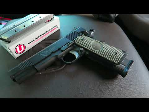 Nighthawk Custom Predator 10mm Update 2