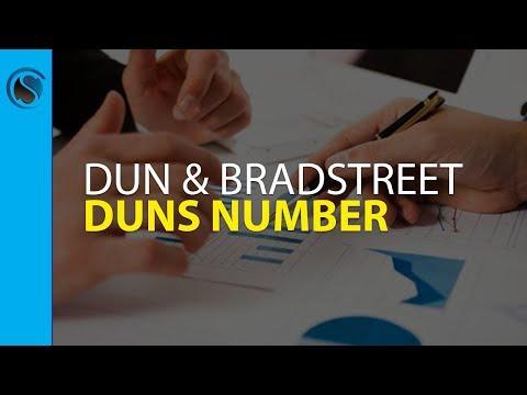 Dun & Bradstreet DUNS Number