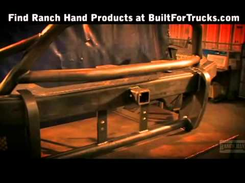 Making of Ranch Hand Bumpers & Grille Guards, Heavy Duty, Legend, Summit