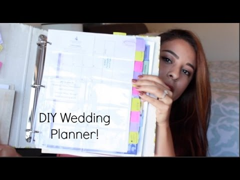How To: DIY Wedding Planning Binder: How to | Wedding Planning
