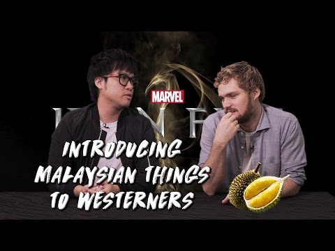 Introducing Malaysian Things to Westerners