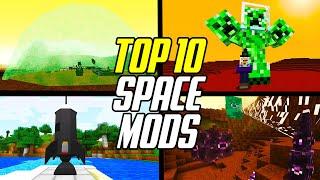 Top 10 Minecraft Space Mods