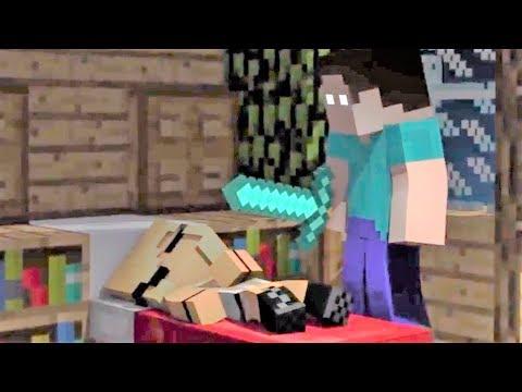 NEW Minecraft Song Psycho Girl 10 Psycho Girl VS Herobrine
