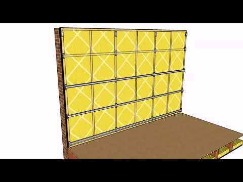 Soundproofing Walls for excessive noise with IsoMax Clip Wall