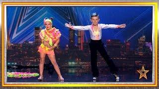 ¡Tienen 10 y 7 años y lo dan todo a ritmo de una batucada! | Audiciones 4 | Got Talent España 2019