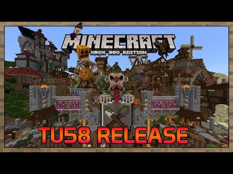 Minecraft TU58 Sneek Peak!! New Skin Pack and Tumble Map!!! Release Tomorrow!