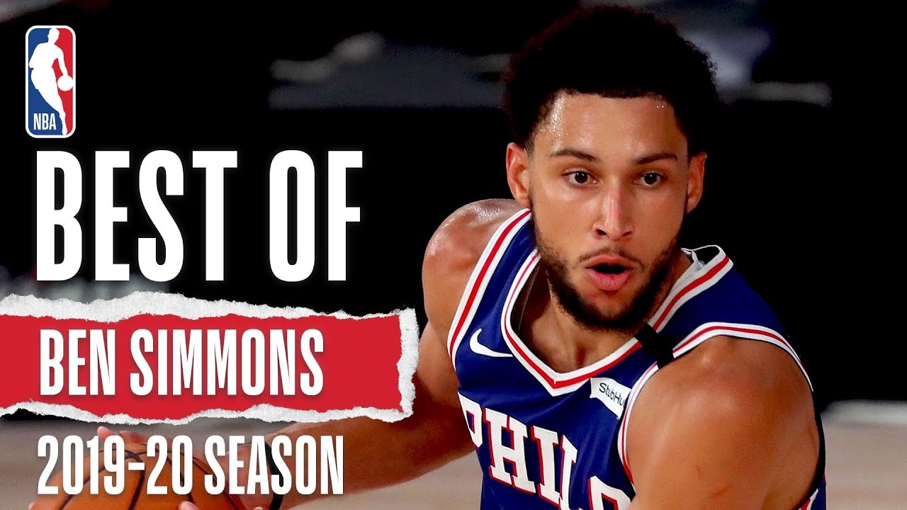 The BEST Plays From Ben Simmons | 2019-20 Season