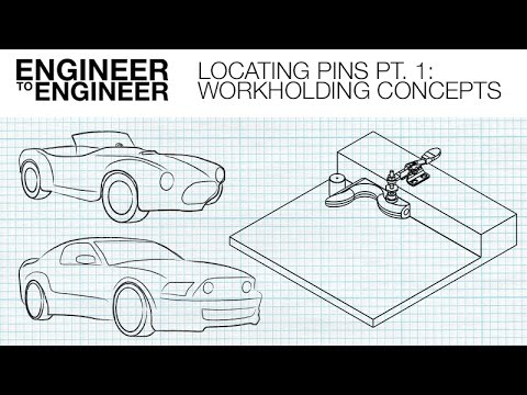 Locating Pins Pt. 1: Workholding Concepts | Engineer to Engineer | MISUMI USA