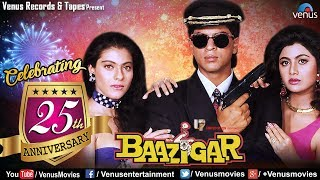 Baazigar | Celebrating 25th Anniversary | Shah Rukh Khan, Kajol & Shilpa Shetty