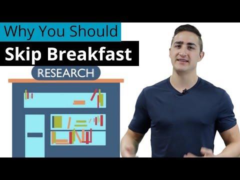 Why You Should Skip Breakfast