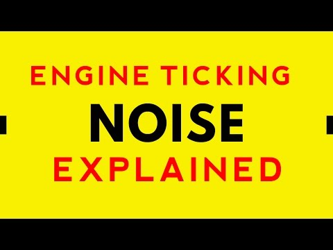Dodge/Chrysler 3.5L V6 Engine Ticking Noise EXPLAINED - WHAT IS IT? + HOW TO FIX