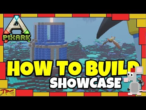 PIXARK How To Build - Showcase All Build Types Chill Stream