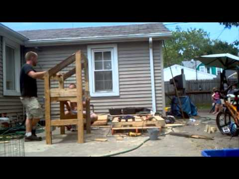 Roughneck Construction Presents S01E01 The Rabbit Cage