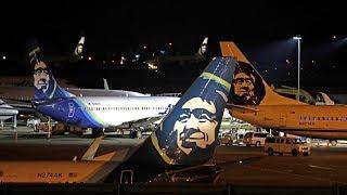 Audio reveals drama in Seattle stolen plane incident