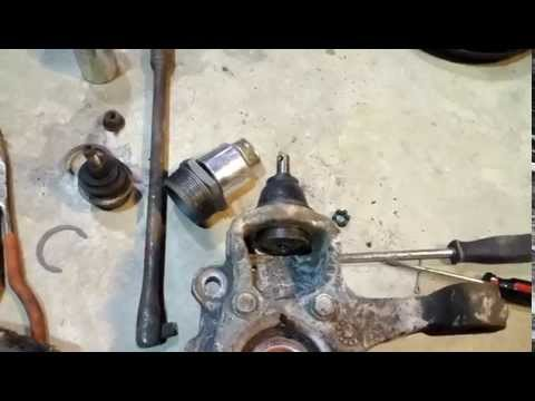 Dodge Avenger Lower Ball Joint Replacement