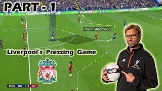 Jurgen Klopp's Liverpool Pressing and How to Break it | Tactical Analysis