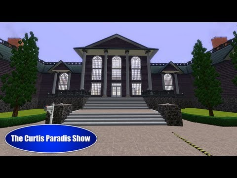 The Sims 3 - Building 1001 Hilldale Drive
