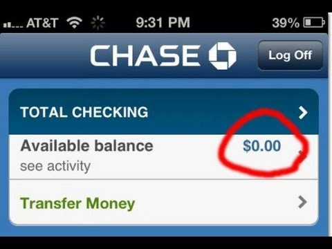 Millions of Chase Bank Customers See