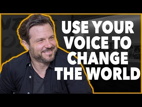 Use Your Voice to Change the World with IN-Q and Lewis Howes