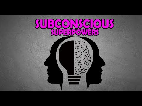 HOW TO BECOME SUPERHUMAN | SUBCONSCIOUS CUES | HYPNOSIS | SUBLIMINAL MESSAGES