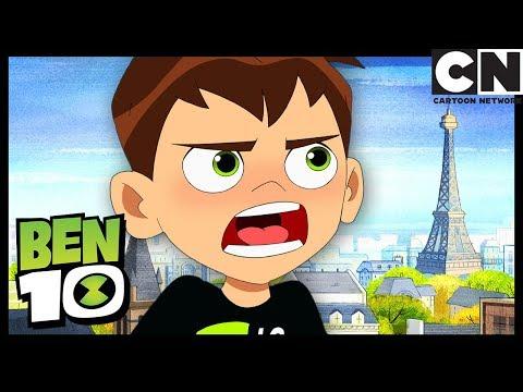 Xxx Mp4 Ben 10 Em Paris Silêncio No Sena Ben 10 Em Português Brasil Cartoon Network 3gp Sex