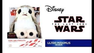Porg and Porglets Star Wars The Last Jedi