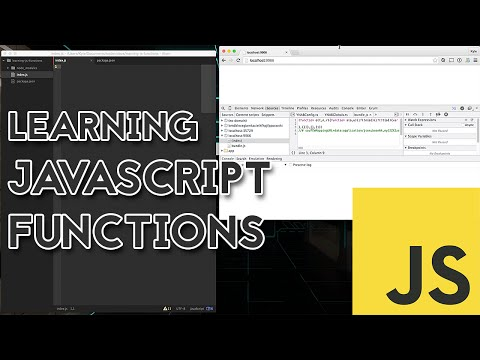 Learning JavaScript Functions