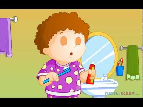 Personal Hygiene at www.turtlediary.com