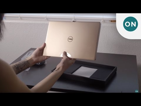 Dell XPS 13 9360 Unboxing