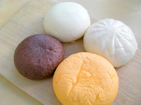 Chinese steamed Buns in Japan