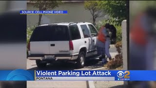 Fontana Police Pit Out Alert About Possible Kidnapping Suspect