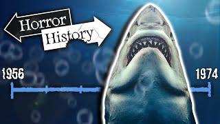 The History of Jaws | Horror History
