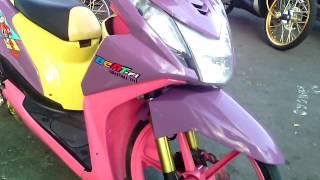 Honda Beat Modifikasi Mothai Bop Playithub Largest Videos Hub