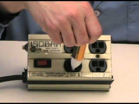 How-To test for proper outlet polarity