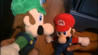 Super Mario Retards: Peach