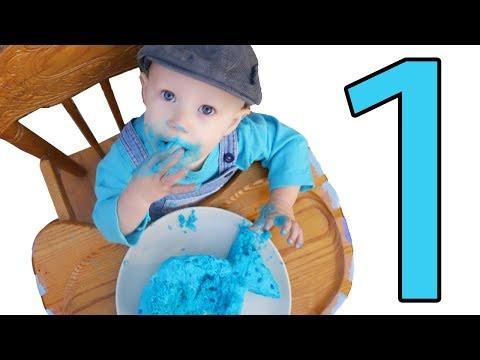 🎂 Kieran's 1 Year Old Birthday Special 🎉