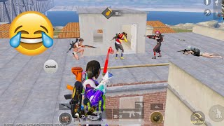 Trolling Cute Noobs 🤪😂   PUBG MOBILE FUNNY MOMENTS