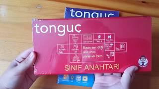 Tonguç Akademi Sınıf Paketi Kutu Açılımı