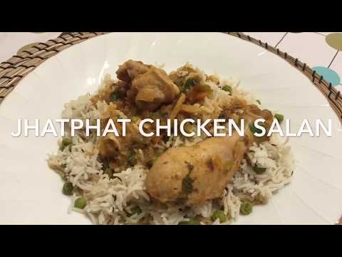 JHATPHAT Chicken Curry /how to make quick chicken curry