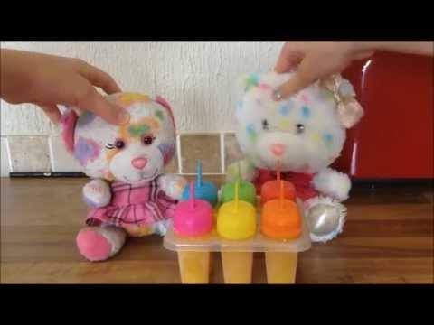 Sprinkles Makes Fruit Juice Popsicles | Summer With Sprinkles