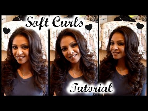 How I Curl My Long Layered Hair │ Tutorial