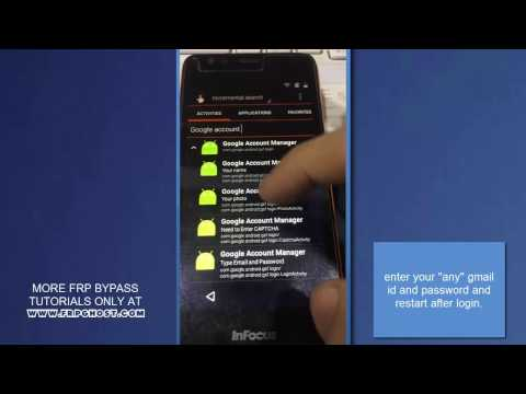 FRP Bypass Tutorial Video for Android Marshmallow 2017