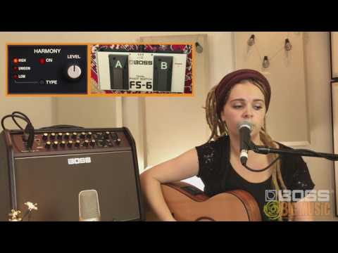 Boss Acoustic Singer Series Amplifier | Live Performance Playthrough