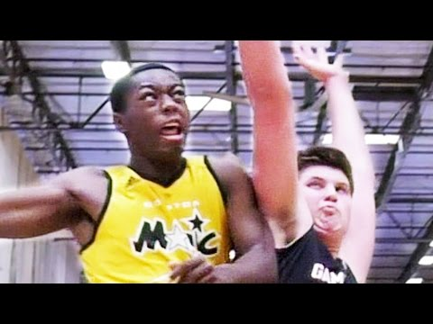 LA vs San Diego AAU Matchup! Compton Magic Select & Gamepoint 17s Go At It FULL HIGHLIGHTS