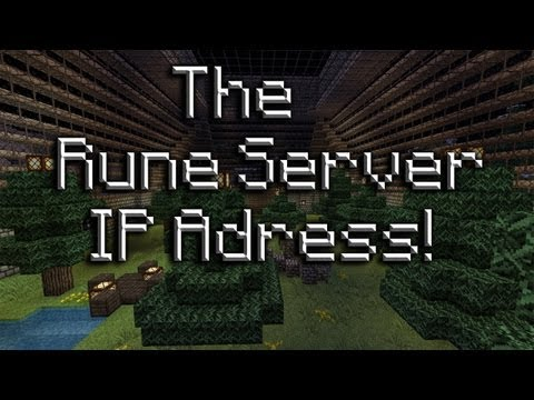 The Rune Server IP Adress!