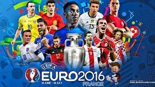 Quiz O Euro 2016 !!! - Quizy #10