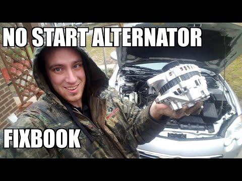 No Start Diagnosis Alternator Edition